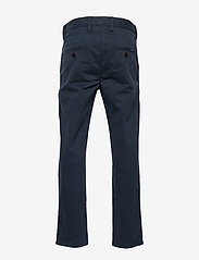 GANT - GANT CHINO - trousers - evening blue - 1
