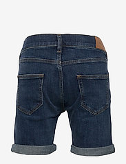 GANT - D2. JEANS SHORTS - shorts - mid blue worn in - 1
