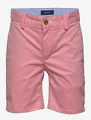 GANT - CHINO SHORTS - shorts - strawberry pink - 0