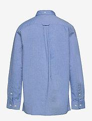 GANT - ARCHIVE OXFORD B.D SHIRT - shirts - clear blue - 1
