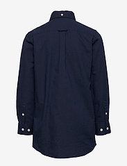 GANT - ARCHIVE OXFORD B.D SHIRT - shirts - evening blue - 1