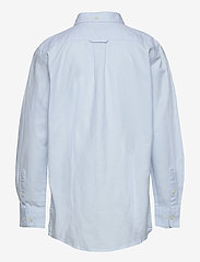 GANT - ARCHIVE OXFORD STRIPE BD SHIRT - shirts - capri blue - 1