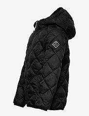 GANT - D1. THE LT WEIGHT DIAMOND PUFFER - puffer & padded - black - 4
