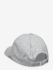 GANT - MELTON CAP - caps - dark grey melange - 1