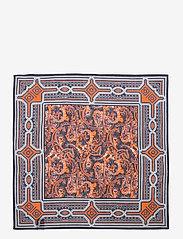 GANT - D1. COTTON BANDANA - scarves - dark orange - 2