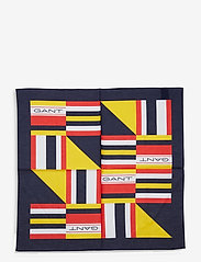 GANT - D1. RW BANDANA - scarves - classic blue - 2