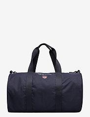 GANT - D1. MEDIUM SHIELD GYM BAG - totes & small bags - evening blue - 2