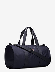 GANT - D1. MEDIUM SHIELD GYM BAG - totes & small bags - evening blue - 3