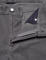 GANT - D2. REGULAR SOFT TWILL JEANS - regular jeans - antracite - 3