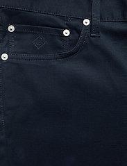GANT - D1. TP SLIM BEDFORD JEANS - slim jeans - navy - 4