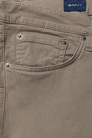 GANT - SLIM DESERT JEANS - slim jeans - desert brown - 2