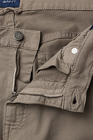 GANT - SLIM DESERT JEANS - slim jeans - desert brown - 3