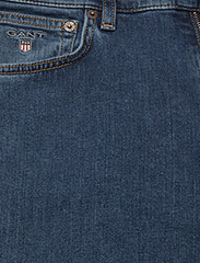 GANT - D1. REGULAR 11 OZ JEANS - regular jeans - mid blue - 3