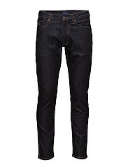 TAPERED GANT JEANS - DARK BLUE
