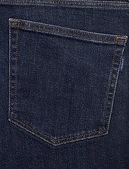 GANT - D1. TAPERED GANT JEANS - slim jeans - dark blue worn in - 4