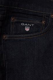 GANT - SLIM GANT JEANS - slim jeans - dark blue - 2