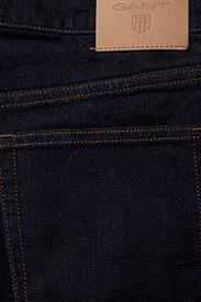 GANT - SLIM GANT JEANS - slim jeans - dark blue - 4