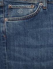 GANT - SLIM GANT JEANS - slim jeans - mid blue worn in - 2