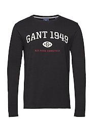 D1. GANT 1949 LS - BLACK