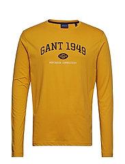 D1. GANT 1949 LS - IVY GOLD