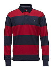 THE ORIGINAL BARSTRIPE HEAVY RUGGER - RED