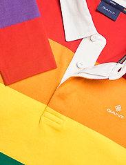 GANT - PRIDE. HEAVY RUGGER - long-sleeved polos - multicolor - 2