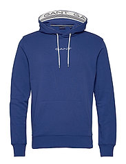 D1. 13 STRIPES SWEAT HOODIE - CRISP BLUE