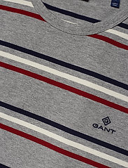 D1. HEAVY JERSEY STRIPED T-SHIRT