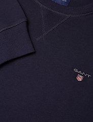 GANT - THE ORIGINAL C-NECK SWEAT - basic-sweatshirts - evening blue - 2