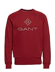 GANT LOCK UP C-NECK SWEAT