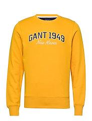 D1. GANT C-NECK SWEAT