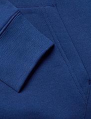 GANT - D1. COLOR LOCK UP HOODIE - hoodies - crisp blue - 3