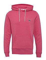 D1. MEDIUM SHIELD HOODIE - RAPTURE ROSE