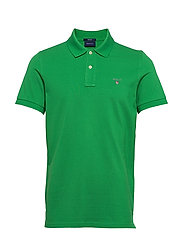 ORIGINAL PIQUE SS RUGGER - AMAZON GREEN