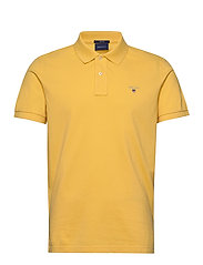 THE ORIGINAL PIQUE SS RUGGER - MIMOSA YELLOW
