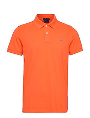 THE ORIGINAL PIQUE SS RUGGER - SUNNY ORANGE