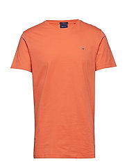 ORIGINAL SS T-SHIRT - CORAL ORANGE