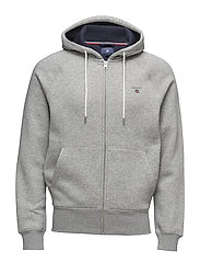 GANT ORIGINAL FULL ZIP SWEAT HOODIE