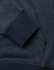GANT - SHIELD HOODIE - hoodies - dark jeansblue melange - 3