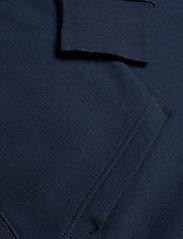 GANT - SHIELD HOODIE - kapuzenpullover - evening blue - 3