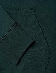 GANT - SHIELD HOODIE - hoodies - tartan green - 3