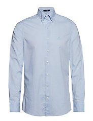 TP OXFORD PLAIN SLIM HBD - CAPRI BLUE