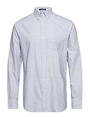 O1. TP B OXFORD CHECK REG BD - COLLEGE BLUE