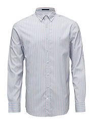 OP1. WINDBLOWN OXFORD STRIPE REG BD - AIR