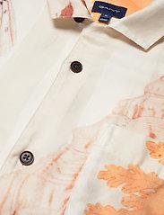GANT - D1. REL SEASIDE GANT RIVIERA - chemises de lin - multicolor - 3