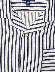 GANT - D1. REL STRIPE GANT RIVIERA - koszule w kratkę - persian blue - 2
