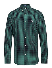 D1.WINTER TWI BUFFALO CHECK REG BD - IVY GREEN