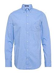 D1. HERRINGBONE SOLID REG BD - PACIFIC BLUE