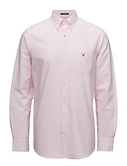 THE OXFORD SHIRT REG BD - LIGHT PINK