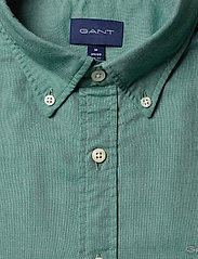 GANT - SLIM OXFORD SHIRT BD - basic shirts - ivy green - 3